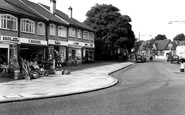 Belvedere, Albert Road c1955