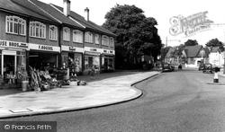 Albert Road c.1955, Belvedere