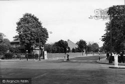 Erith Road c.1955, Belvedere
