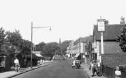 Belvedere, Nuxley Road c1950