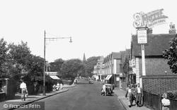 Nuxley Road c.1950, Belvedere