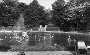 Belvedere, The Lake c.1950