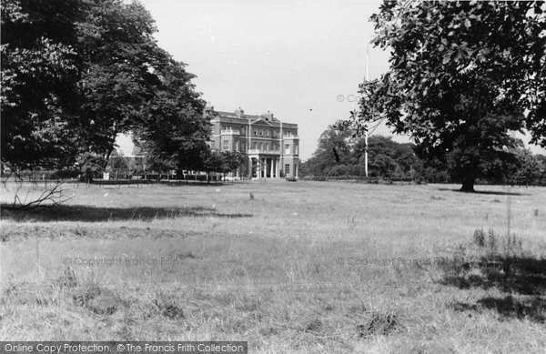Belvedere, The Royal Alfred Home For Aged Merchant Seamen c.1950