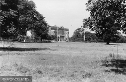 The Royal Alfred Home For Aged Merchant Seamen c.1950, Belvedere
