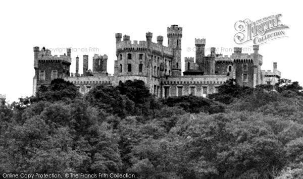 Belvoir Castle, c.1965