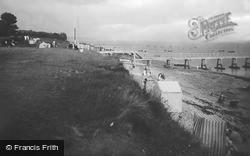 Bembridge, Beach 1923