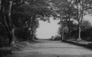 Bembridge, Ducie Avenue c.1955