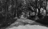 Bembridge, Ducie Avenue c.1960