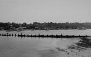 Bembridge, From St Helens c.1960