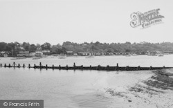 Bembridge, From St Helens c.1960