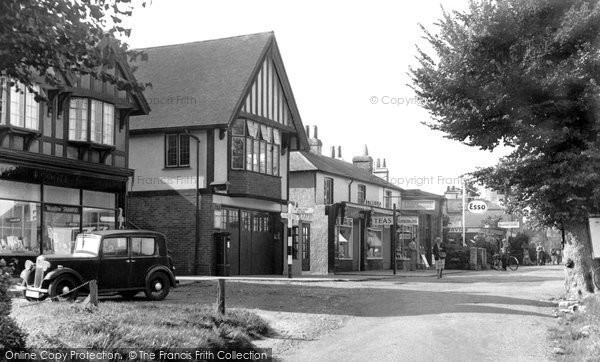 Photo of Bembridge, High Street c1955