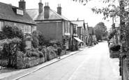Bembridge, High Street c.1960