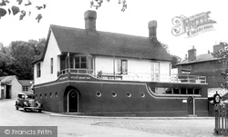 Bembridge, Pilot Boat Inn c.1950