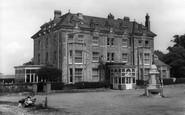 Bembridge, Royal Spithead Hotel c.1960