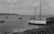 Bembridge, The Harbour c.1960