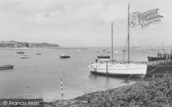 Bembridge, The Harbour c.1960