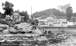 Bembridge, The Slipway c.1955