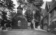 Bemerton, George Herbert's Church 1919