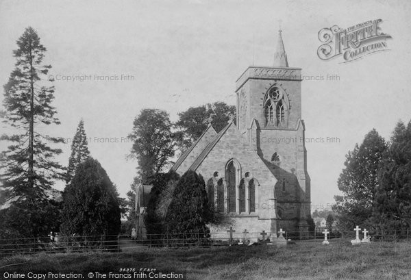 Bemerton, St John's Church 1894