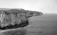 Bempton, Cliffs c.1955