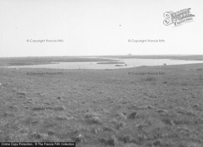 Photo of Benbecula, Loch Eilean Iain 1963