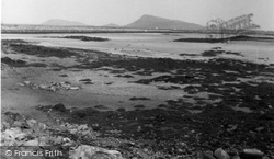 Benbecula, Looking Towards North Uist 1963