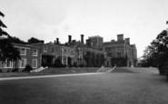 Benenden, School c.1965