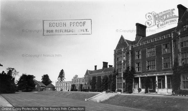 Benenden, The School 1965