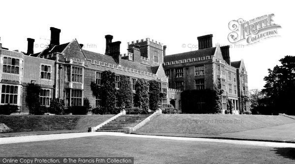 Benenden, The School c.1965