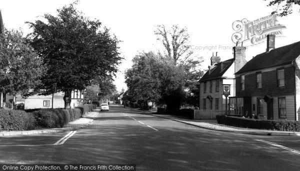 Benenden, The Village c.1960