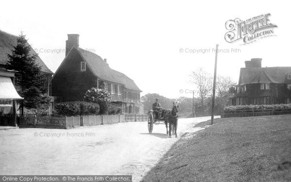 Benenden, Village 1901