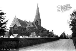 Holy Trinity Church 1922, Bengeo