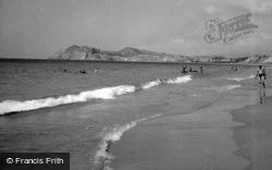 The Beach 1960, Benidorm