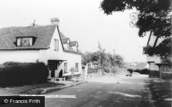 Benington, Bell Cottage c.1965