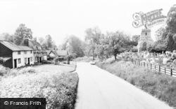 Benington, Church Green c.1960