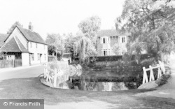 Benington, The Pond c.1960
