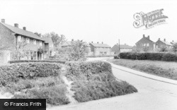 Benington, Three Stiles c.1960