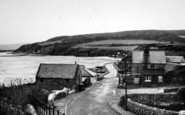 Benllech Bay, Beach Road c.1935