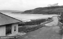 Benllech Bay, Beach Road c.1950