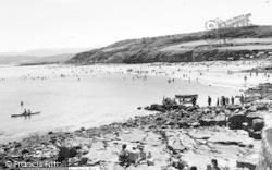 Benllech Bay, c.1960