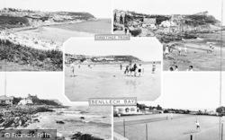 Benllech Bay, Composite c.1955