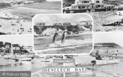 Benllech Bay, Composite c.1960