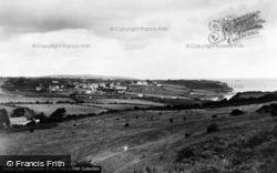 Benllech Bay, General View c.1935, Benllech