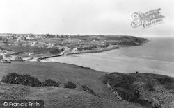 Benllech Bay, General View c.1935