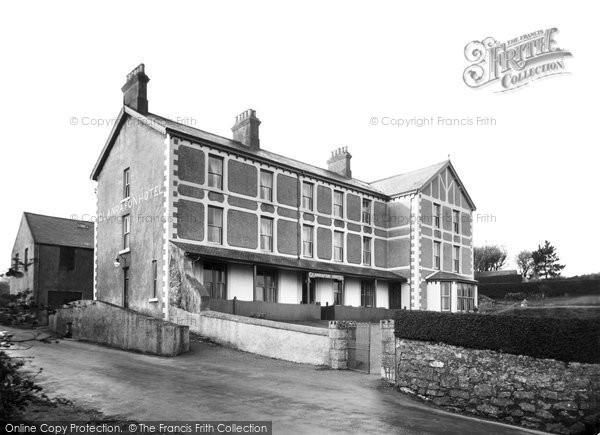 Benllech Bay, Glanrafon Hotel c.1935