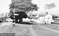 Benllech Bay, Glanrafon Hotel c.1960