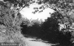 Benllech Bay, Natural Arch c.1950