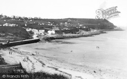Benllech Bay, Sands And Camping Ground c.1935