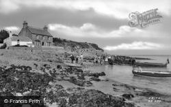 Benllech Bay, Shore c.1960, Benllech