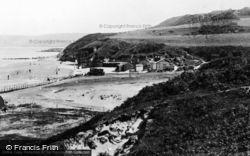 Benllech Bay, The Bay c.1935, Benllech